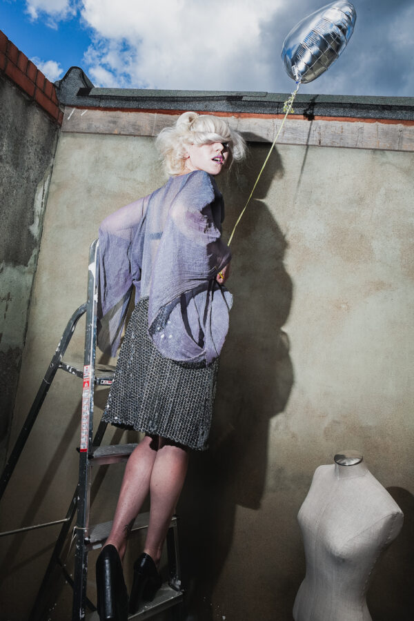 Tunalien Upcycle Dress