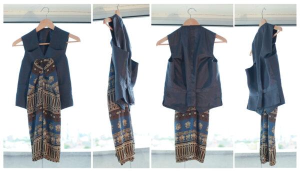 Tunalien Upcycle Waist Coat